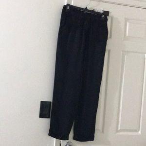 Blacks Trouser with drawstrings